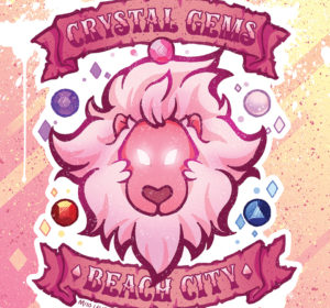 <span>Steven Universe: Beach City Gems</span><i>→</i>