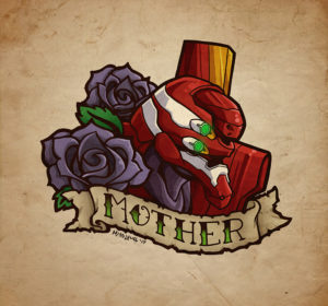 <span>Mother 02</span><i>→</i>